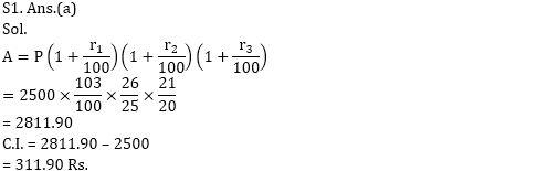 Compound Interest Formulas, Tricks And Questions_160.1