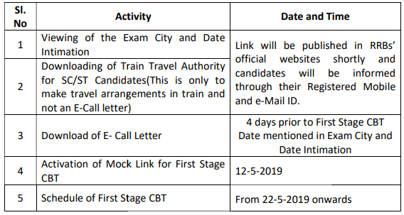rrb-je-exam-date