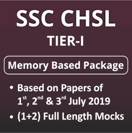 SSC CHSL Questions asked in 3rd July 2019_60.1