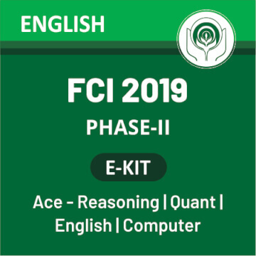 FCI Phase-II Test Series 2019 | Buy Now At Special Offer_150.1