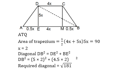 SSC CGL Mains Mensuration Questions : 31st July_80.1