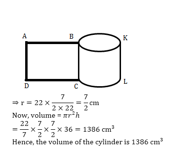 SSC CGL Mains Mensuration Questions : 31st July_100.1