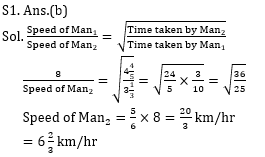 SSC CGL Mains Time & distance Questions : 17th July_50.1