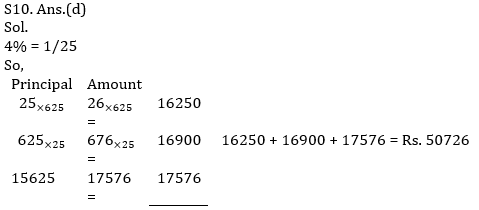 SSC CGL Mains Quantitative Aptitude Questions : 20th July_170.1