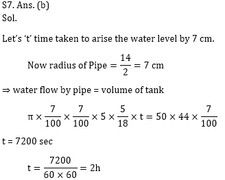SSC CGL Mains Time & distance Questions : 17th July_110.1