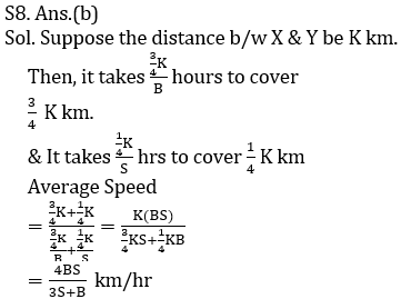 SSC CGL Mains Time & distance Questions : 17th July_130.1