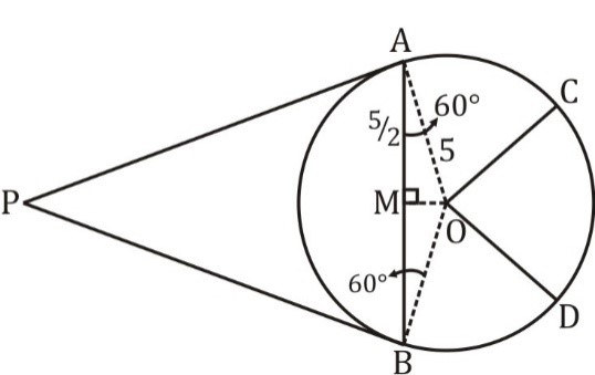 SSC CGL Mains Geometry Questions : 1st July_90.1