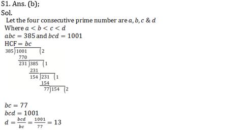 SSC CHSL Quantitative Aptitude Practice Questions : 9th July_50.1