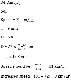 SSC CGL Mains Time & distance Questions : 17th July_80.1