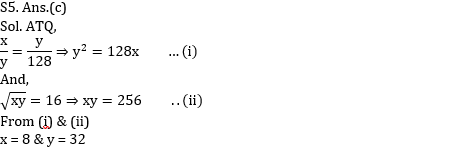 RRB NTPC Mathematics Questions: 1st July_90.1