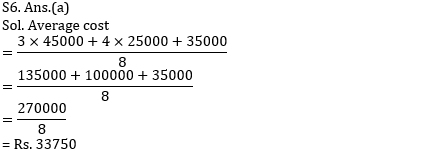 SSC MTS Quant Practice Questions : 20th July_100.1