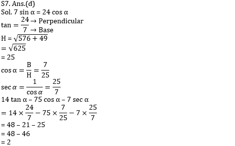 RRB NTPC Mathematics Questions: 11th July_110.1