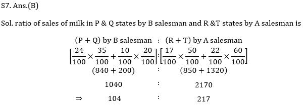 SSC CGL Mains DI Questions : 24rd July_130.1