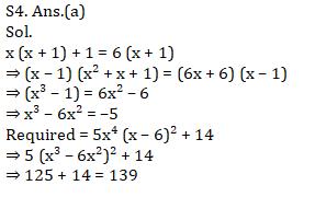 SSC CGL Mains Algebra Questions : 5th September_110.1