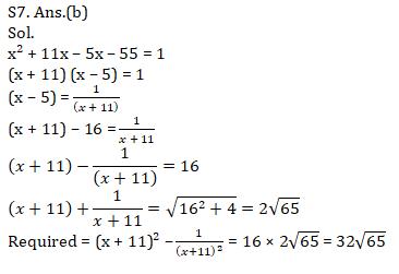 SSC CGL Mains Algebra Questions : 5th September_170.1