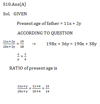SSC CGL Mains Ratio,Mixture & allegation and Partnership Questions : 3rd September_150.1