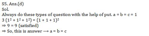SSC CGL Mains Algebra Questions : 5th September_130.1