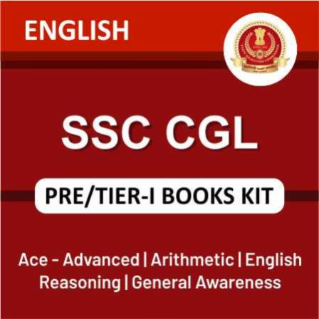 Best Books Kit For SSC CGL Tier-I Exam 2019-20_50.1