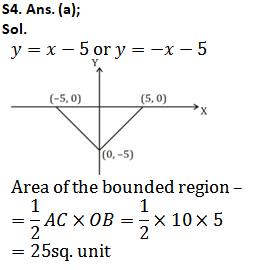SSC CGL/CHSL के लिए संख्यात्मक अभियोगिता क्विज 21 जनवरी 2020 : त्रिकोण, बीजगणित और ऊंचाई और दूरी_240.1