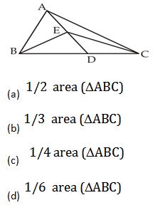 SSC CGL/CHSL के लिए संख्यात्मक अभियोगिता क्विज 21 जनवरी 2020 : त्रिकोण, बीजगणित और ऊंचाई और दूरी_170.1