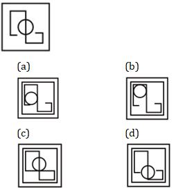SSC CHSL/CGL के लिए रीजनिंग क्विज 22 जनवरी 2020 : Figure, Matrix and Mirror Image_80.1