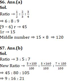 Quantitative Aptitude Quiz for SSC CHSL 29th January 2020 For Ratio & Proportion , Age, Partnership_110.1