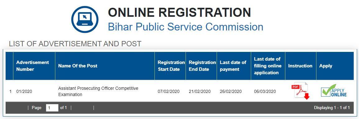 BPSC भर्ती 2020: 533 रिक्तियों के लिए आवेदन करने की अंतिम तिथि विस्तारित_50.1
