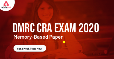 DMRC CRA