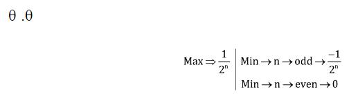 त्रिकोणमिति के नोट्स : जानिए त्रिकोणमिति के सूत्र, ट्रिक्स और इसपर आधारित प्रश्नों के हल करने की प्रक्रिया_170.1