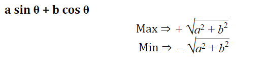 त्रिकोणमिति के नोट्स : जानिए त्रिकोणमिति के सूत्र, ट्रिक्स और इसपर आधारित प्रश्नों के हल करने की प्रक्रिया_190.1