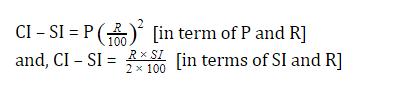 यहाँ देखें चक्रवृद्धि ब्याज के सूत्र, ट्रिक और उसपर आधारित प्रश्न_110.1