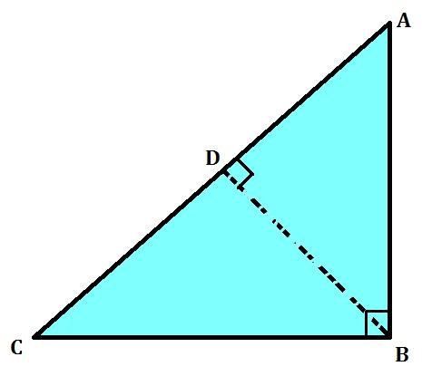 पाइथागोरस प्रमेय: सूत्र, सत्यापन, उदाहरण और अनुप्रयोग_70.1