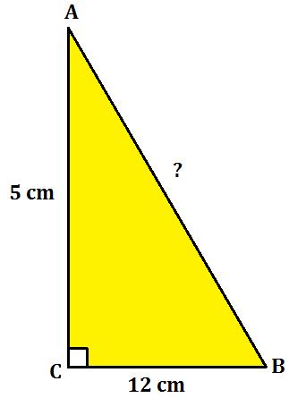 पाइथागोरस प्रमेय: सूत्र, सत्यापन, उदाहरण और अनुप्रयोग_90.1