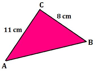 त्रिभुज का क्षेत्रफल :क्षेत्रफल फार्मूला और उसके उदाहरण 2021_110.1