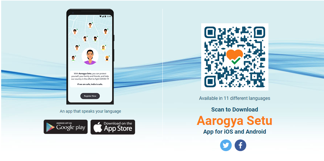 Arogya setu mobile app: What is it, features, benefits, uses and how to download_60.1