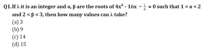 द्विघात समीकरण : परिभाषा,सूत्र और उदाहरण_60.1