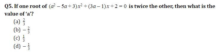 द्विघात समीकरण : परिभाषा,सूत्र और उदाहरण_140.1