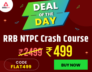 RRB NTPC Crash-DOD