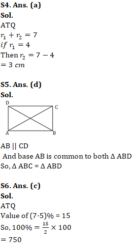 Mathematics Quiz For RRB NTPC : 7th January 2020_80.1